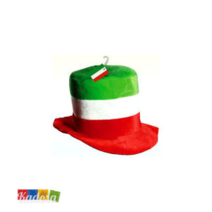 Cappello Italia peluches - kadosa
