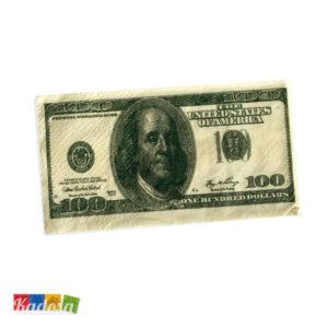 Fazzoletti di carta 100 Dollari - Kadosa