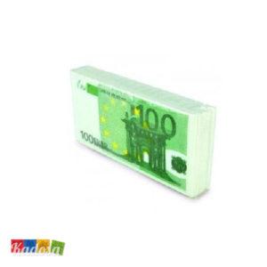 Fazzoletti di carta 100 Euro - Kadosa