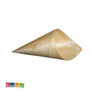 Coni Medi Coni Grandi Finger Food Cono Legno fritto fingerfood bambu patatine riso sposi porta riso buffet allestimento amici festa party cena - Kadosa