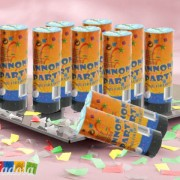 Mini Cannone Party Set - Kadosa