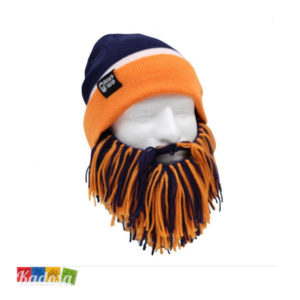 Berretto Barba Beard Head BLU e ARANCIO ee162ba415a8