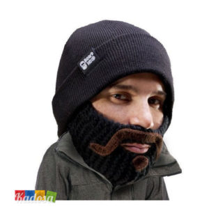 STB1004-BB Berretto Barba e PIZZETTO Originale BEARD HEAD - Kadosa