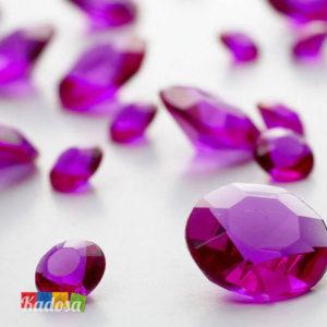 Diamantini lilla - kadosa