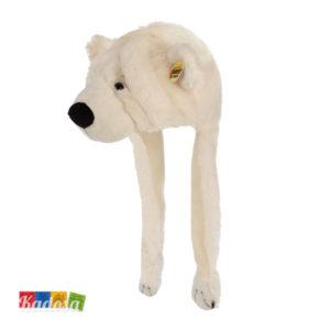 Berretto Animali Orso Bianco - Kadosa