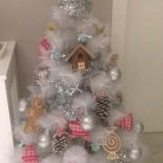 Allestimento Albero di Natale Sweet