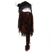Berretto VIKINGO Barba Lunga Originale BEARD HEAD - Kadosa