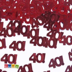 Coriandoli 40 ANNI - kadosa