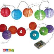 Ghirlanda lanterne led 101536 - Kadosa