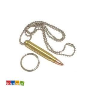 Collana militare e proiettile - Kadosa