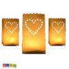 Lanterne Luminose Cuore - KAdosa