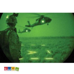 Bastoncino Luminoso Militari LIGHT STICK Infrarossi Infrared - Kadosa