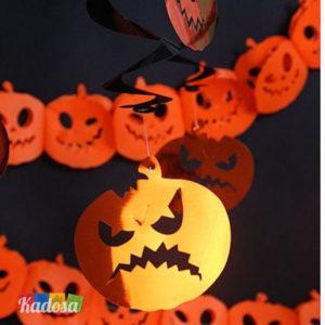 SET Halloween ZUCCHE e FANTASMI