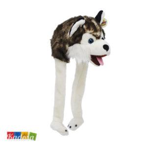 Berretto Animali Husky - Kadosa
