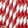 Cannucce Carta Spirale Rossa - Kadosa