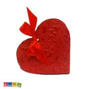 Scatole Porta Confetti Cuore Rosso - Kadosa