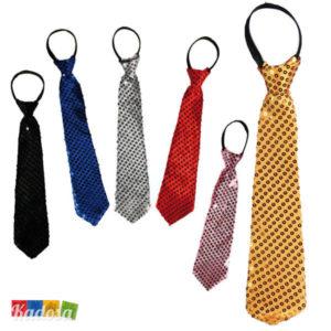 Cravatta con Paillette - kadosa