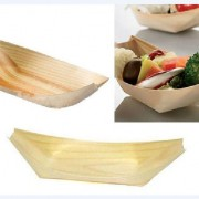 Finger Food Barchette Legno - kadosa
