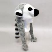 Berretto Animali Lemure