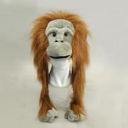 scimpanze berretto peluche orango tango
