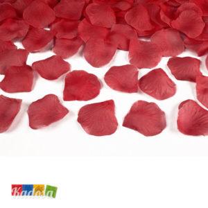 Petali di Rosa ROSSI in Tessuto Set 500 pz - Kadosa
