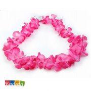 Collana Hawaii Rosa con Petali Sintetici - Kadosa