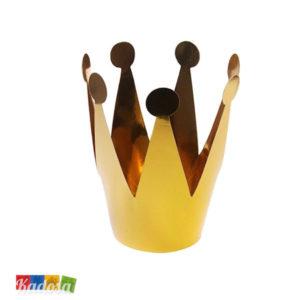 Set 3 pz Corona Gold - kadosa