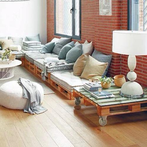 Riuso creativo geniale kadosa - Carrello sposta mobili ...