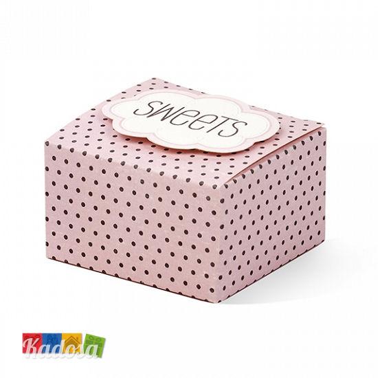 Scatole Porta Confetti Choco Sweets - Kadosa