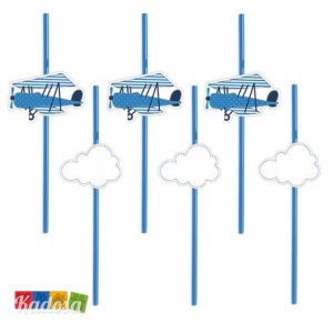 Cannucce Aeroplani e Nuvole - Kadosa