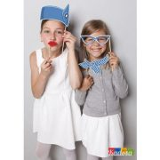 Set Photobooth Hostess 4 pz - Kadosa