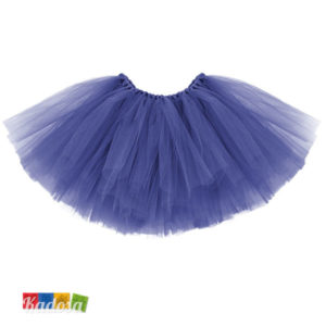 Tutu in Tulle Blu TUTU4-074 - Kadosa