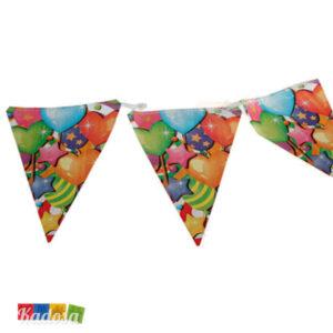 Banner CUORI Happy Birthday - Kadosa
