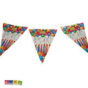 Banner Happy Birthday Candeline - Kadosa