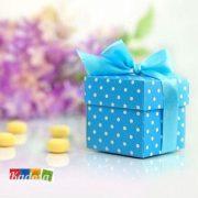 Box Porta Confetti Azzurri - Kadosa