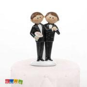 Cake Topper Nozze Sposi - Kadosa
