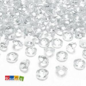 Diamanti Decorativi Trasparenti - Kadosa