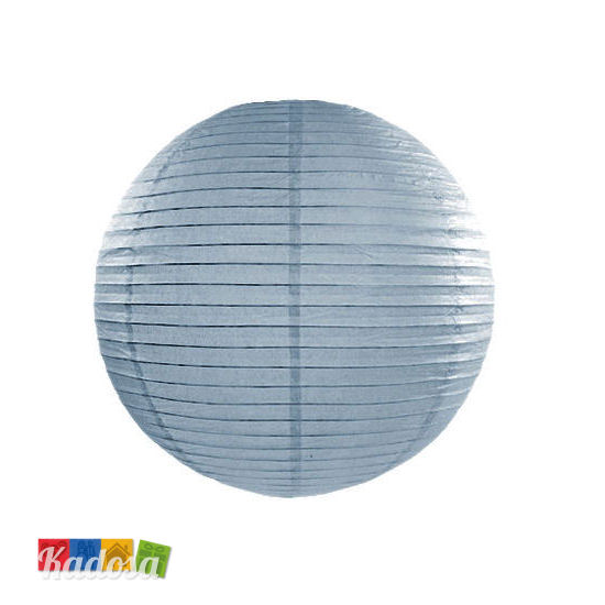 Lanterna Carta Azzurra da 20 cm - Kadosa
