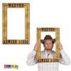 Cartello Photobooth WANTED - kadosa
