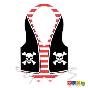 Grembiule da pirata - Kadosa