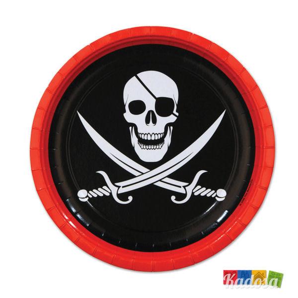 Piatti pirati - kadosa