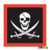Tovaglioli pirati - kadosa