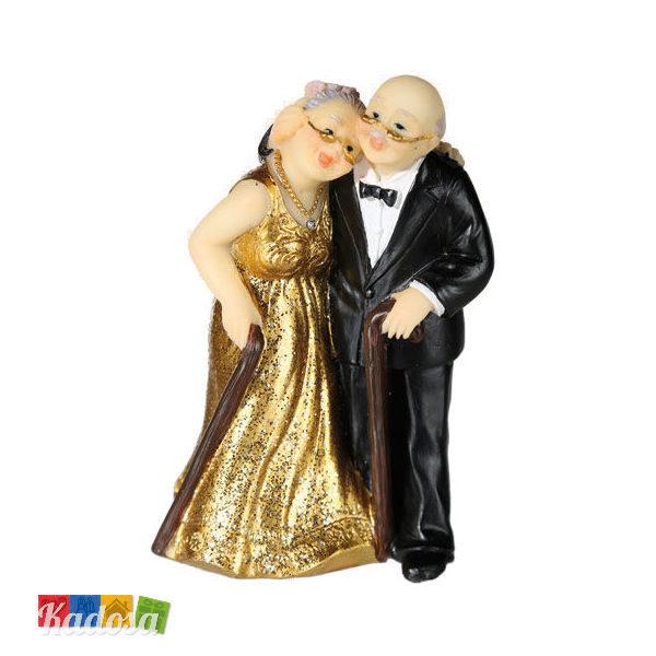 Topper Nozze D Oro 50 Anni Matrimonio Kadosa