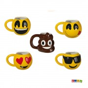 Maxi MUG Emoticon - kadosa