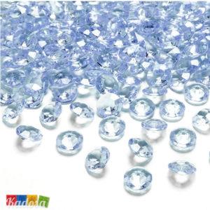 Diamanti decorativi AZZURRO - kadosa