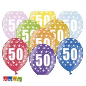 Palloncini 50 Anni - Kadosa