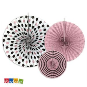 Rosette Decorative CHOCO SWEETS Set 3 pz - Kadosa