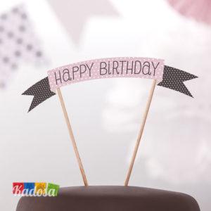 Stecchini CakeTopper