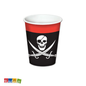 Set Bicchieri Pirati - kadosa