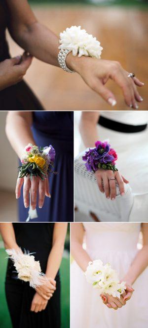 bouquet da polso 2